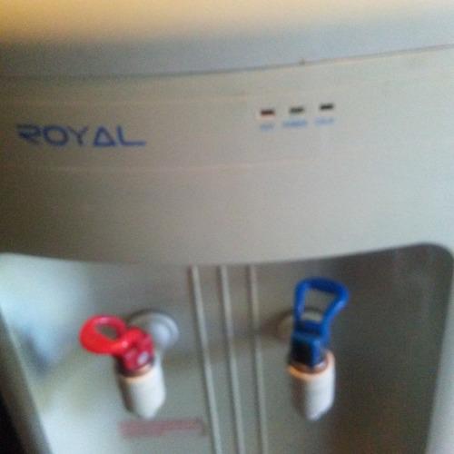 filtro de agua marca royal como nuevo