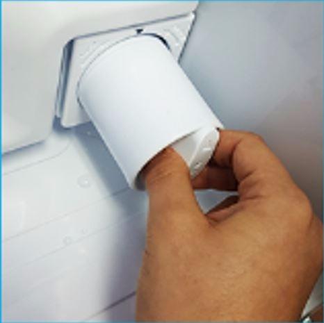 filtro de agua nevera samsung  haf-cin/exp da29-00020b