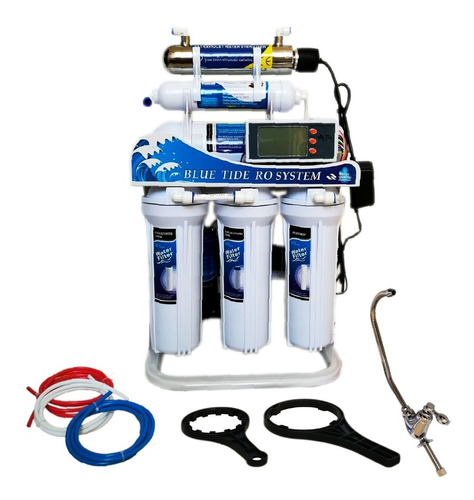 filtro de agua osmosis inversa 600 galones dia 6 etapas