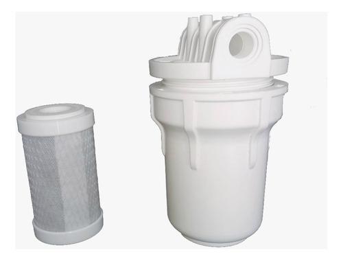 filtro de água para chuveiro elimina 98% c/1 refil avulso 98