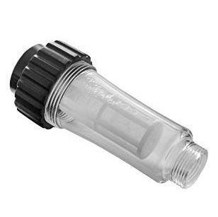 filtro de agua para hidrolavadora  h3/4  - m1/2  nilfisk