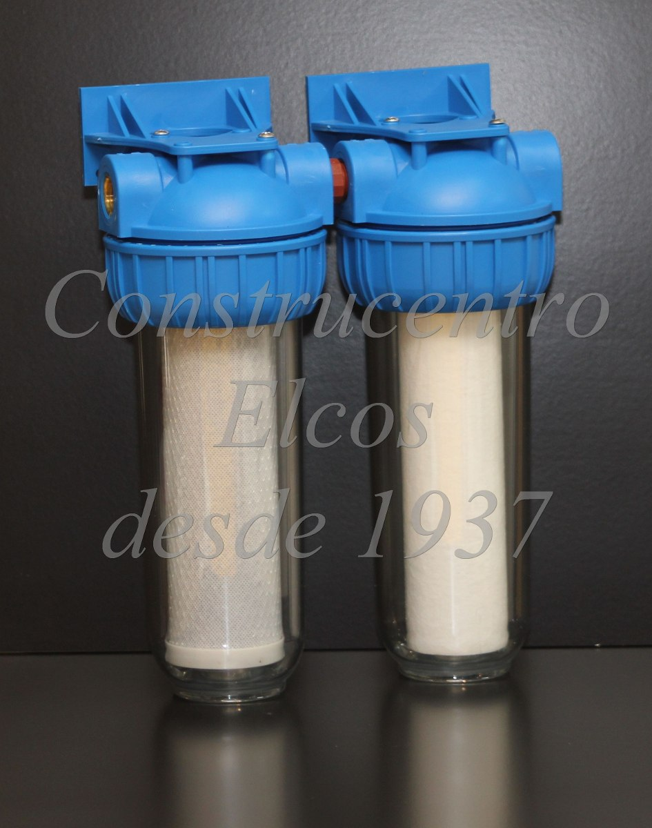 Filtro de agua para toda la casa agua libre de gustos for Filtro agua casa