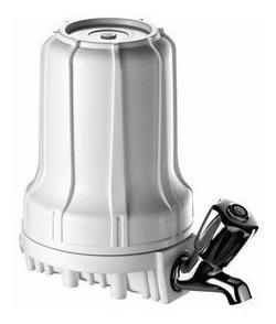 filtro de água - purificador - carvão - torneira - completo