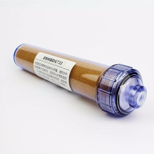 filtro de agua resina deionizadora lechos mixtos acopes 1/4
