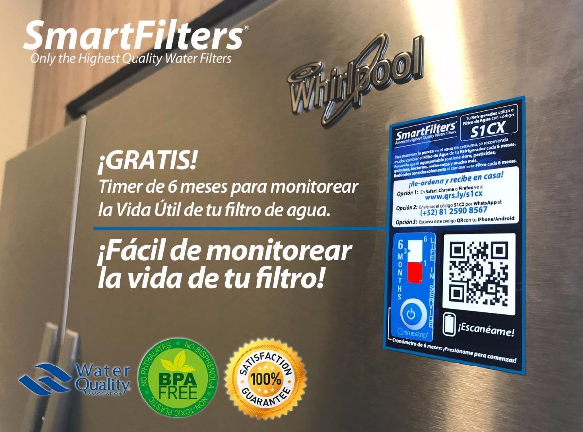 Filtro De Agua Whirlpool W10295370a Everydrop Filter 1