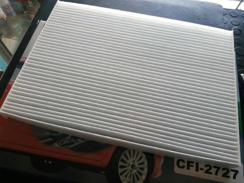 filtro de aire acondicionado, cabina, nissan xtrail, altima