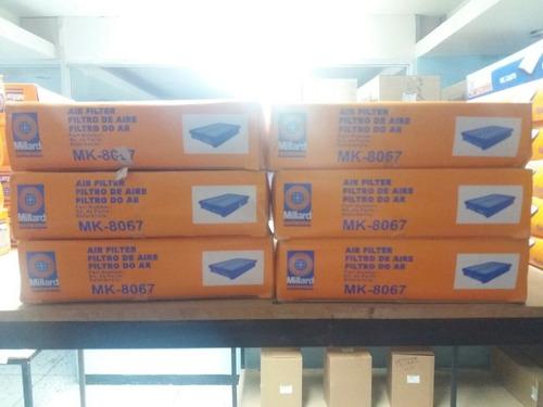filtro de aire acondicionado luv dmax mk-8067 millard