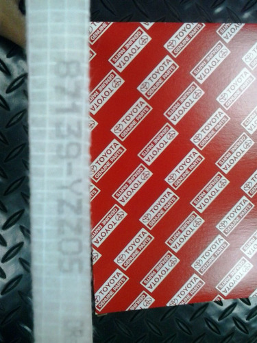 filtro de aire acondicionado original para 4runner 03-09
