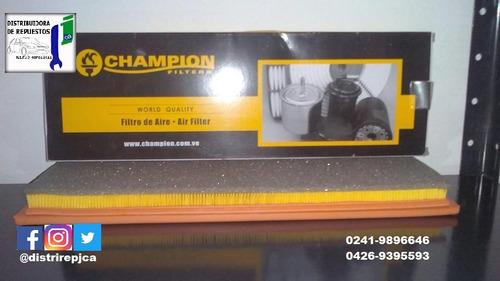 filtro de aire ah-2222 champion ford fiesta-max-move-ecospor