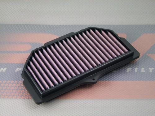filtro de aire alto flujo suzuki gsxr 1000 dna
