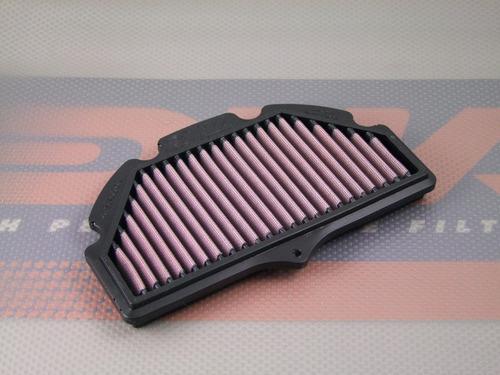 filtro de aire alto flujo suzuki gsxr 750 dna