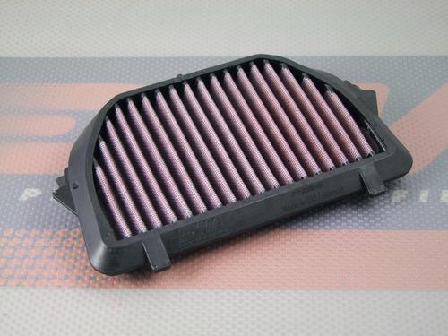 filtro de aire alto flujo yamaha yzf r6 dna
