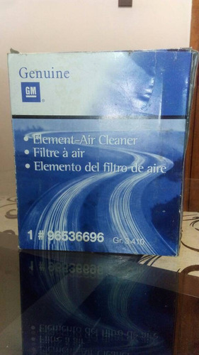 filtro de aire aveo original gm