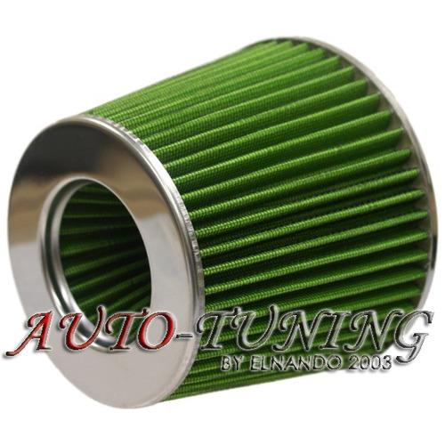 filtro de aire bi-conico grande para competicion