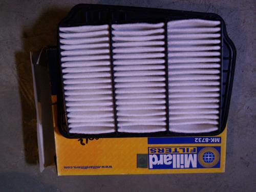 filtro de aire chevrolet optra