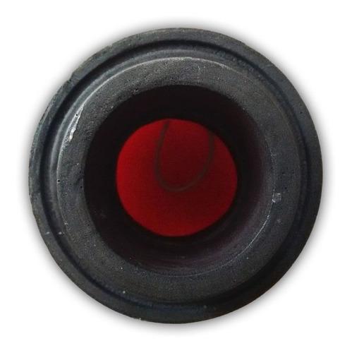 filtro de aire competicion 35mm x 90mm lavable - cuotas