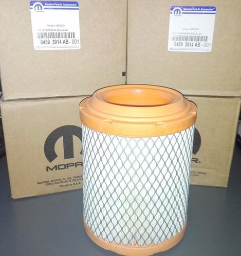 filtro de aire conico caliber 2011/2013 04593914ab mopar
