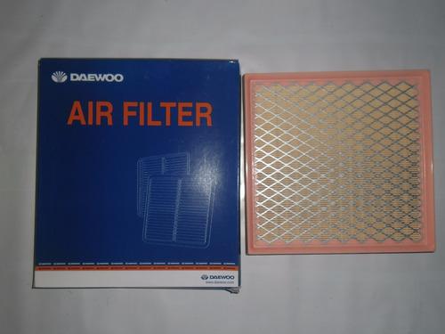 filtro de aire cruze - daewoo internacional
