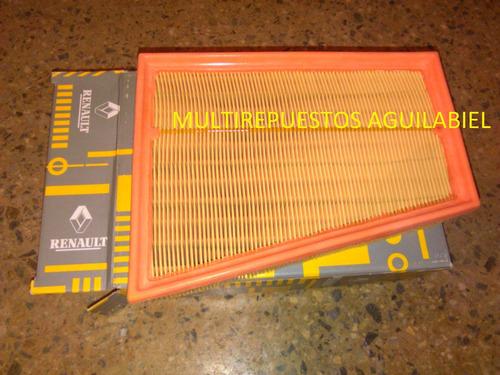 filtro de aire de renault megane 2