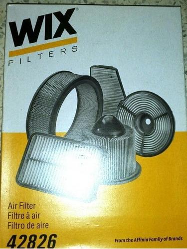 filtro de aire del motor para optra marca wix 42826 remate
