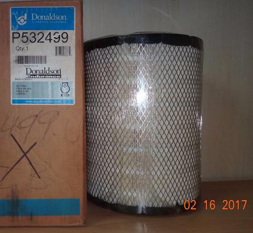 filtro de aire donaldson p532499 cat 6i2499 rs3502 af25111m