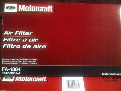 filtro de aire explorer 3.5 motorcraft fa-1884 2011-2017