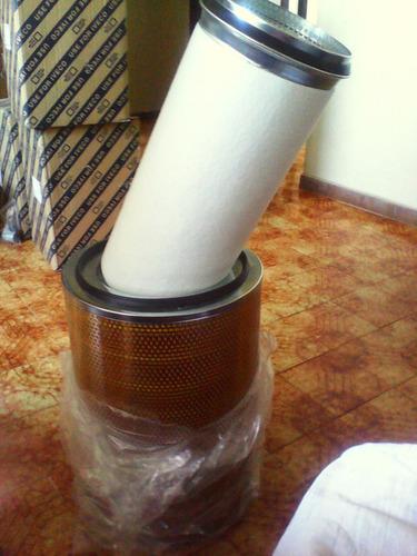 filtro de aire externo interno iveco trakker 2996155 2996157