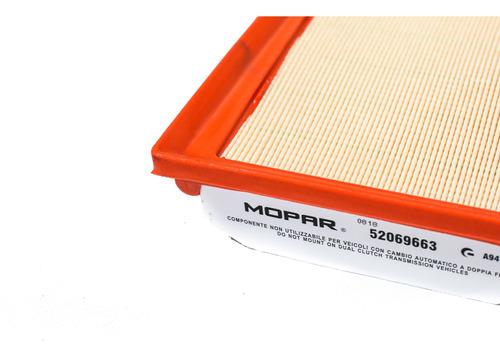 filtro de aire fiat tipo sedan pop 17/18