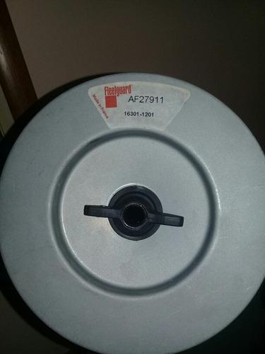 filtro de aire fleetguard af 27911 para maquinaria