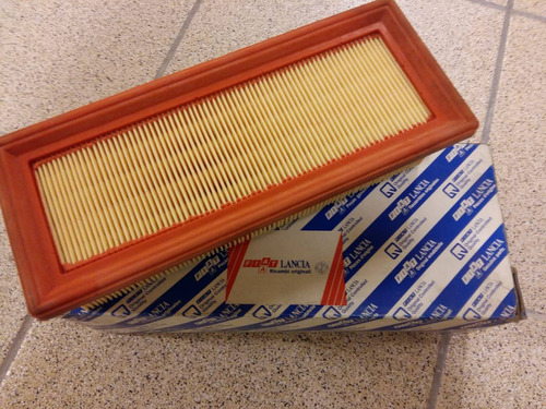 filtro de aire genuino fiat punto gt, punto 90 y punto 75