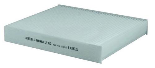 filtro de aire habitaculo mahle chevrolet tracker 1.8 l 2011
