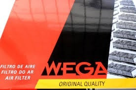 filtro de aire  honda falcon 400 excelente calidad wega