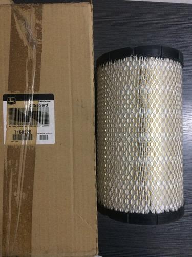 filtro de aire john deere t168220 rs4597 af26178