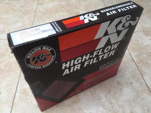 filtro de aire k & n para mazda 3 motor 2.0 33-2293 like new