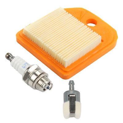 filtro de aire kit para stihl hs86r hs86t hs81r hs81rc hs81t
