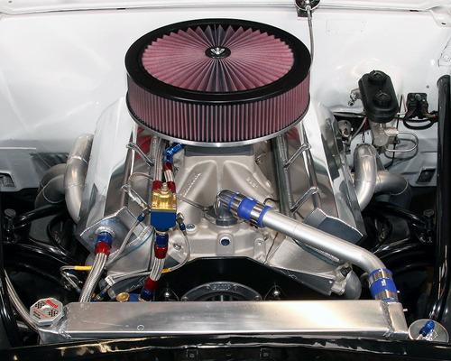 filtro de aire k&n 14   para autos clasicos 4 bocas