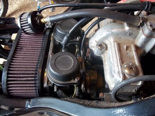 filtro de aire k&n kn de ventilacion de motor cualquier moto