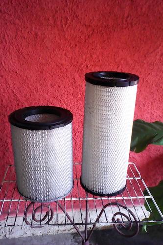 filtro de aire kodiak y caterpillar rs3504 y rs3505