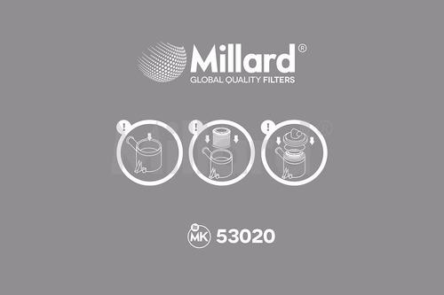 filtro de aire luv d-max millard mk-53020