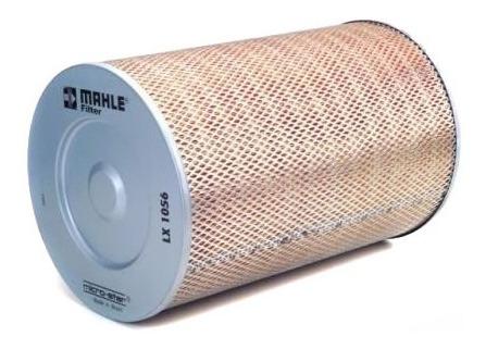 filtro de aire   mahle mercedes benz 1620 5.9 l diesel - om