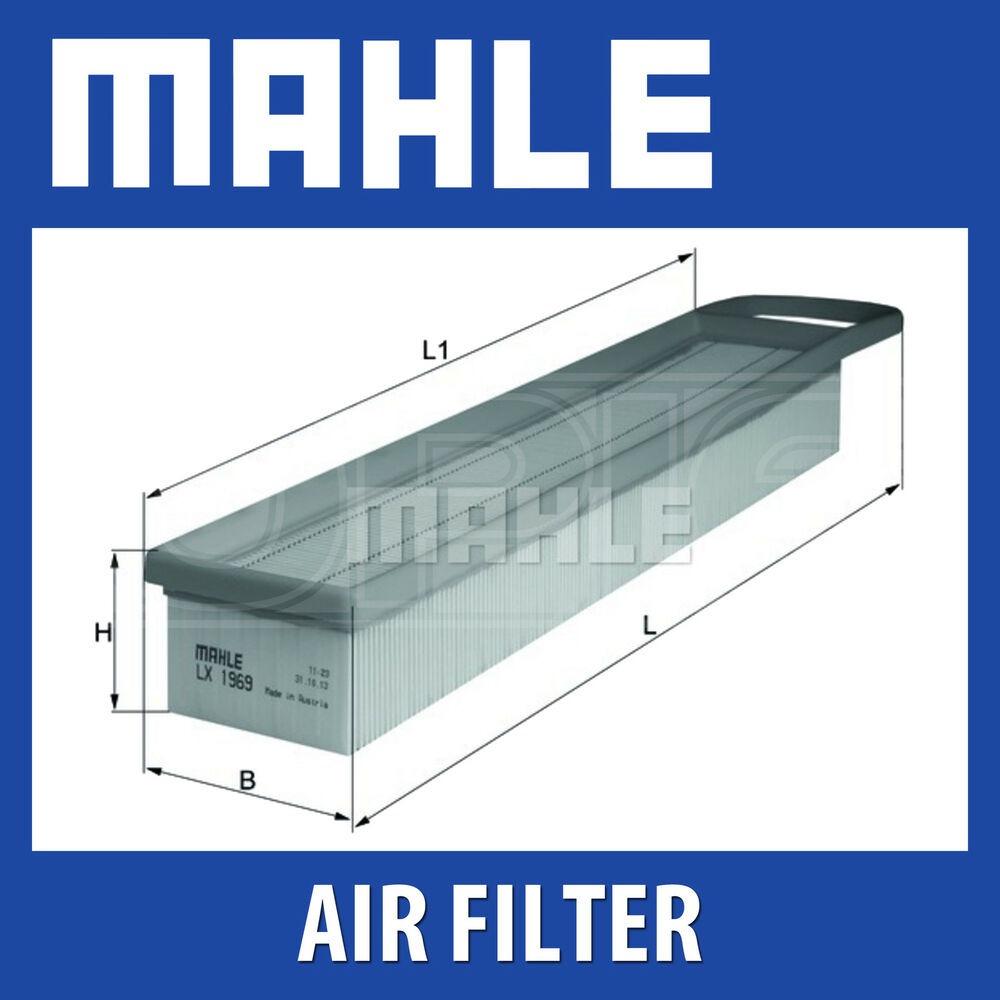 Mahle Filter LX1969 Filtro De Aire