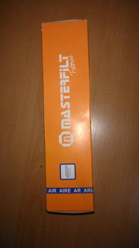 filtro de aire masterfilt