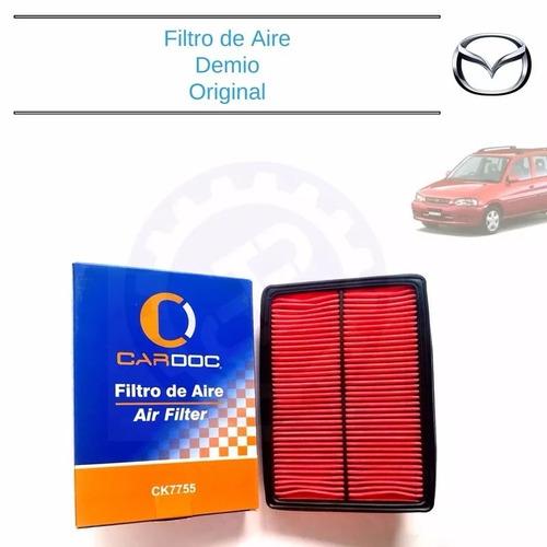 filtro de aire motor cardog mazda demio mod b593-13-z40