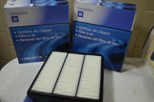 filtro de aire motor chevrolet epica original gm