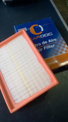 filtro de aire motor ford fiesta 94/00