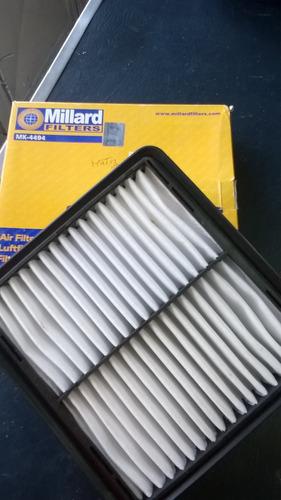filtro de aire motor matiz