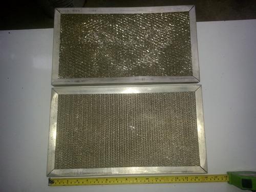 filtro de aire para campana o aire acondicionado