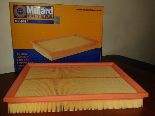 filtro de aire para chevrolet astra millard filters mk-9684