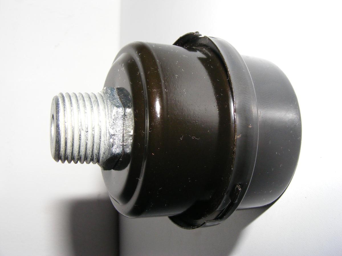 Filtro de aire para compresor silencioso rosca de 1 2 for Compresor de aire silencioso