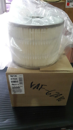 filtro de aire para motor 47034 wix. toyota prado/hilux